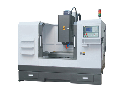 CNC Vertical Boring and Milling Machine