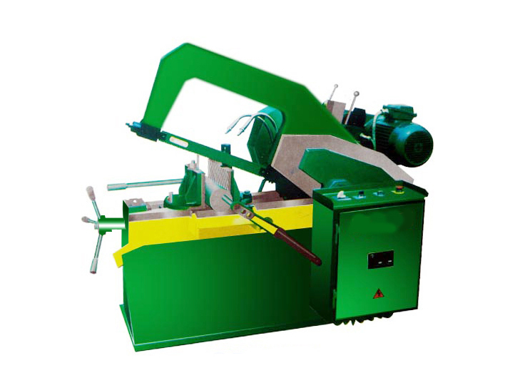 Hack Sawing Machine