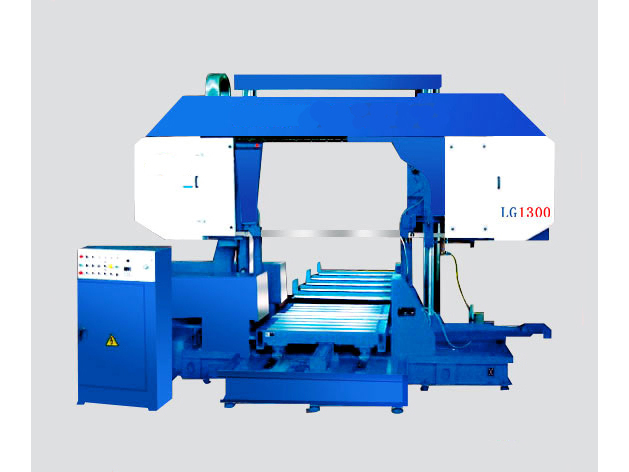 Gantry Type Horizontal Band Sawing Machines