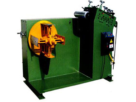 Uncoiling and Straightening Machine