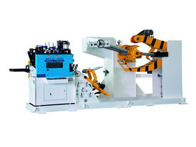 NC Roller Feeder and Straightening Machine