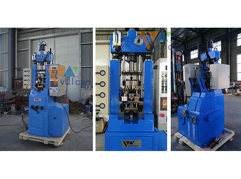 Fully Automatic Powder Compaction Press