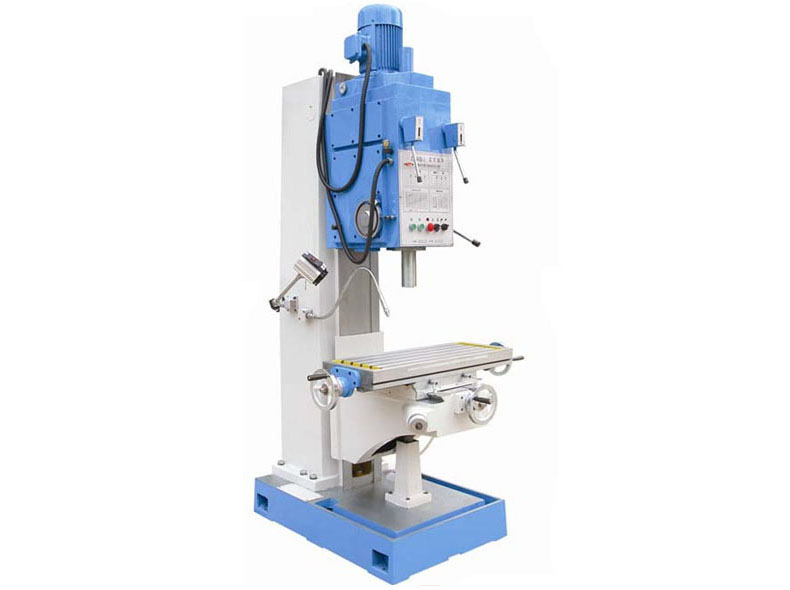 Cross Slide Table Vertical Drilling Machine