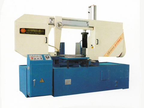 Double Column Horizontal Band Sawing Machine
