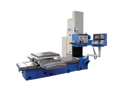 CNC Boring and Milling Mach