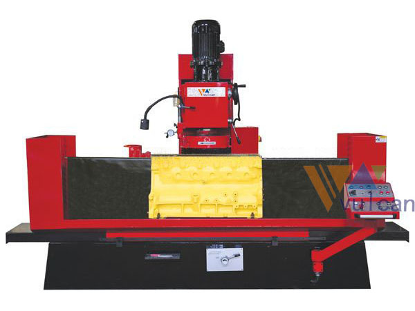 Hydraulic Vertical Surface Grinding and Milling Machine